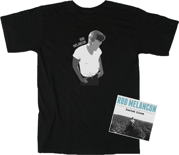 Rod Melancon Bundle